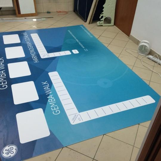 Tablice – plannery – GE Kłodzko